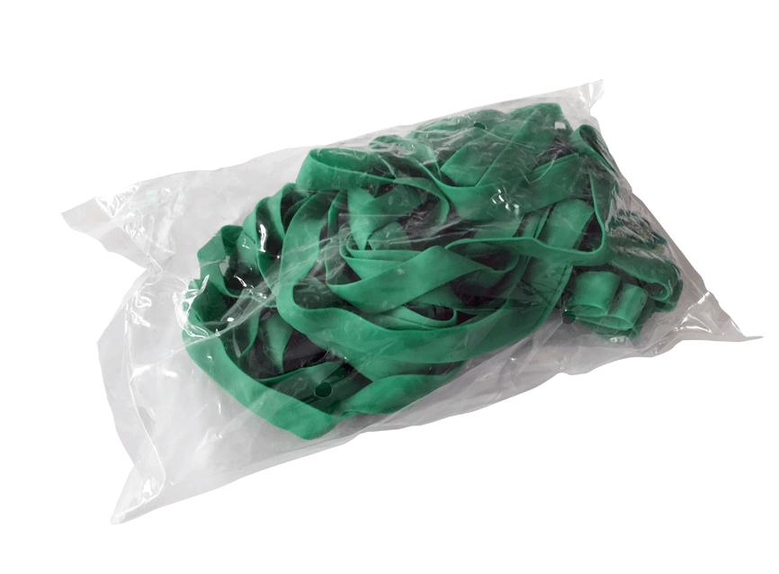 Palettengummis 10 Stück extra stark Grün