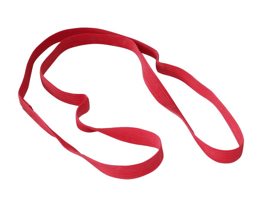 Palettengummi - Palettenspannband Rot - extra stark