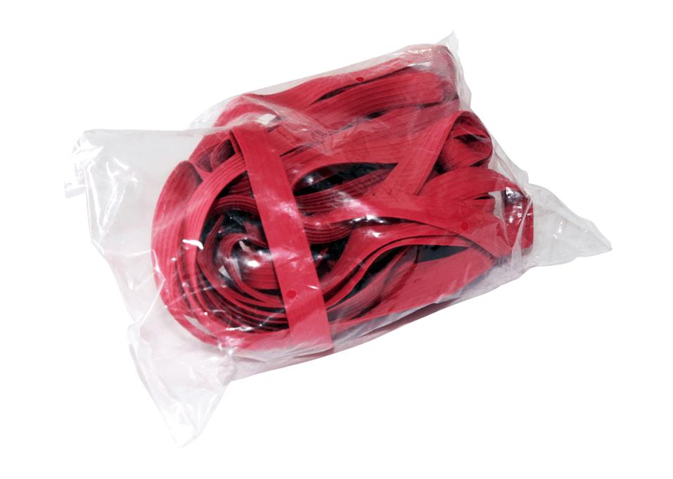 Paletten Spanngummis 10 Stück Rot 22mm