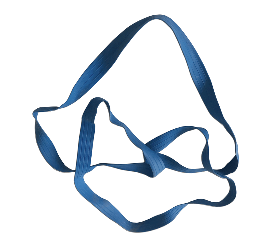 Paletten Spannband 1 St. Blau 1200 x 800 extra stark