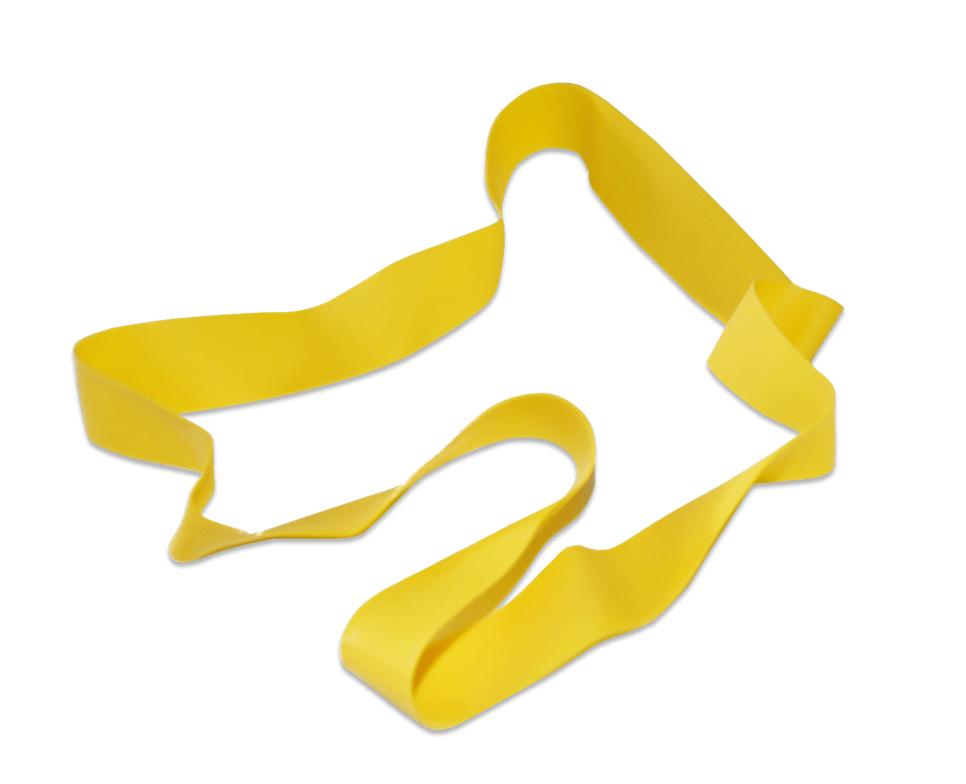 Palettengummi - extra elastisch - Gelb - Palettenspannbänder