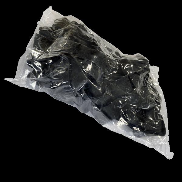 Paletten Spannband schwarz 1800mmx40mmx2,5mm